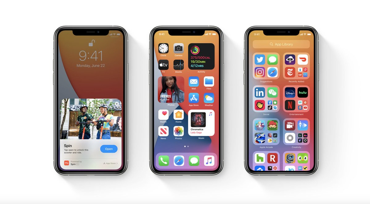 All the new features iOS 14 borrows from Android