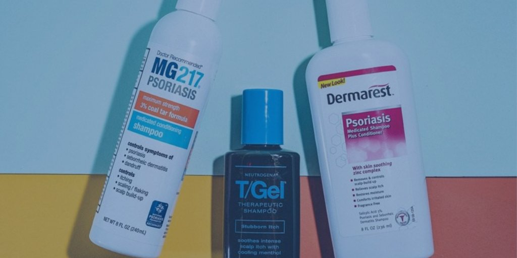 Looking for shampoos to help soothe your psoriasis? Weve got some suggestions. psoriasis.org/advance/shampo…