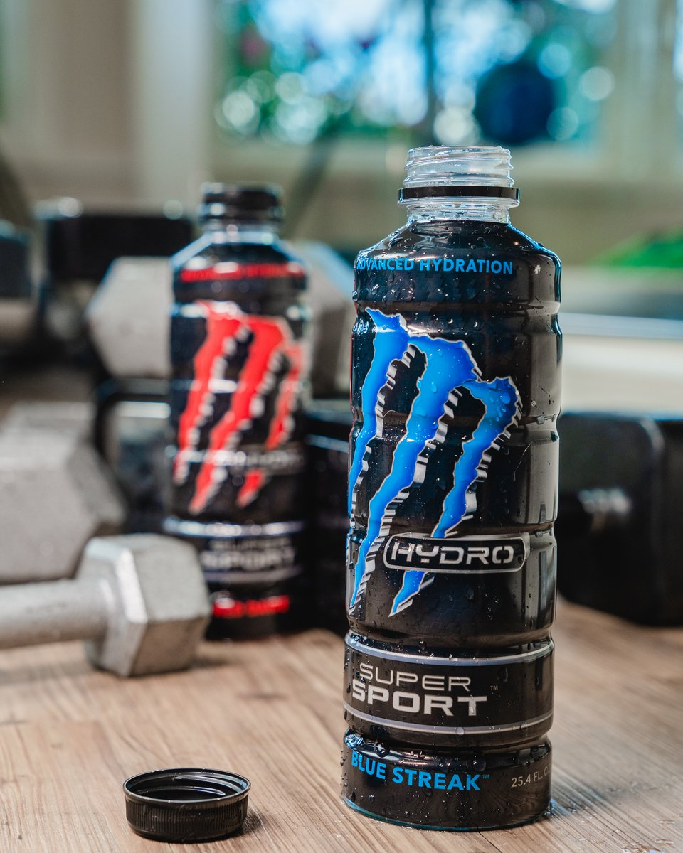 200mg caffeine, BCAAs & electrolytes ⚡️ Allow us to introduce #SuperSport, @MonsterHydro's Advanced Hydration. ⠀⠀⠀⠀⠀⠀ #HydroSuperSport #MonsterHydro #MonsterEnergy https://t.co/bBBr5EI43r