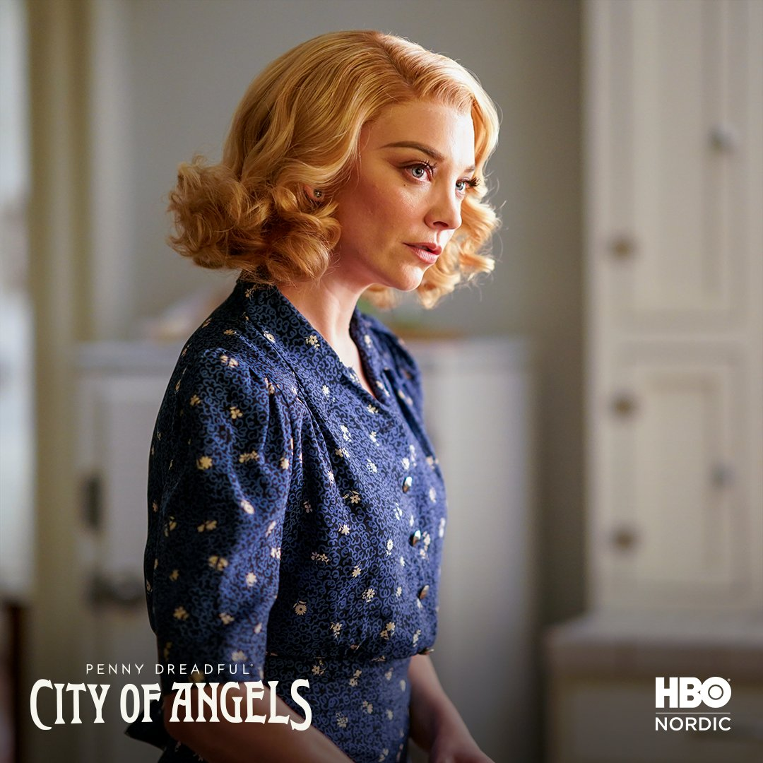 😇/😈? The finale of #PennyDreadfulCityofAngels premieres tomorrow on #HBONordic.
