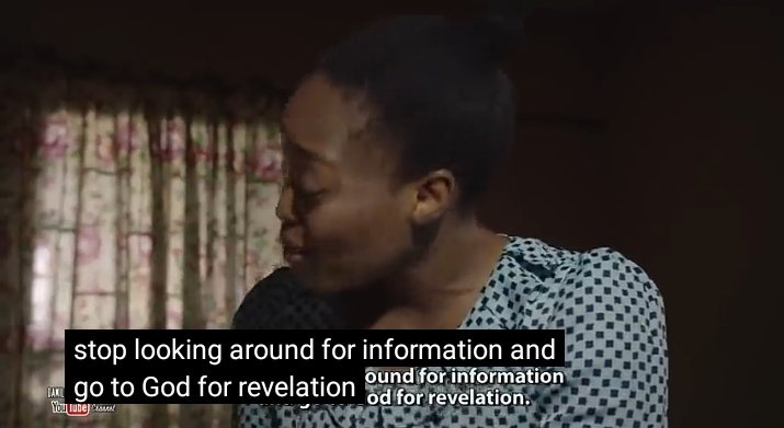 We Need To STOP Looking Around  For Information But Go To GOD For REVELATION.  This Movie Has A Lot To Offer, Go Watch It In @dbamiloye Youtube Channel  #TheTrain https://t.co/ISwJ1ztRPK