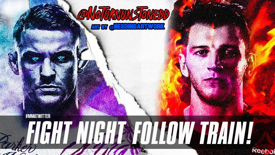 #UFCVegas4 FIGHT NIGHT FOLLOW TRAIN!!🔥💯    1. RETWEET & LIKE this Post. 2. Follow Me, @needingartwork & all MMA fans that RT/Like. 3. Drop your fight predictions in the thread. 4. Watch your following grow & connect with new fans!🚆  YouTube Channel ✅👉🏼 https://t.co/ySx5KexlMU https://t.co/0CIW0R66y2