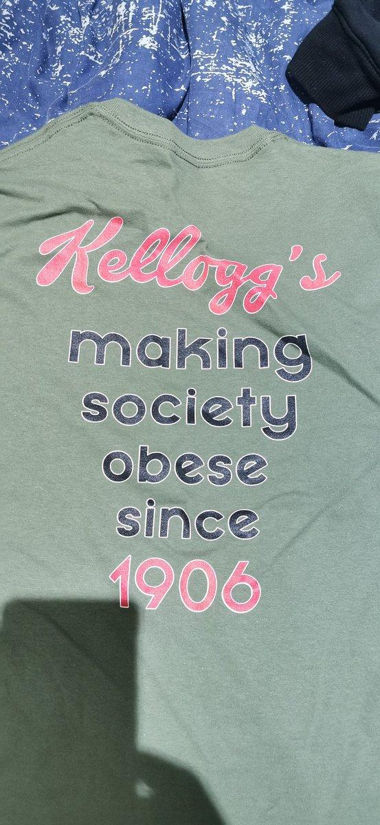 @KenDBerryMD @kevinstock12 Enjoying my new Tshirt