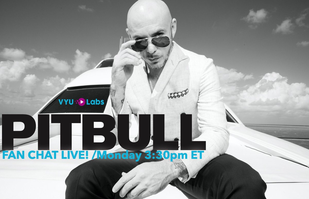 Yours truly will live video chat with fans across all of my social media channels using FanChat platform. Tune in at 3:30 PM EST on Monday. Dale! @VyuLabs
