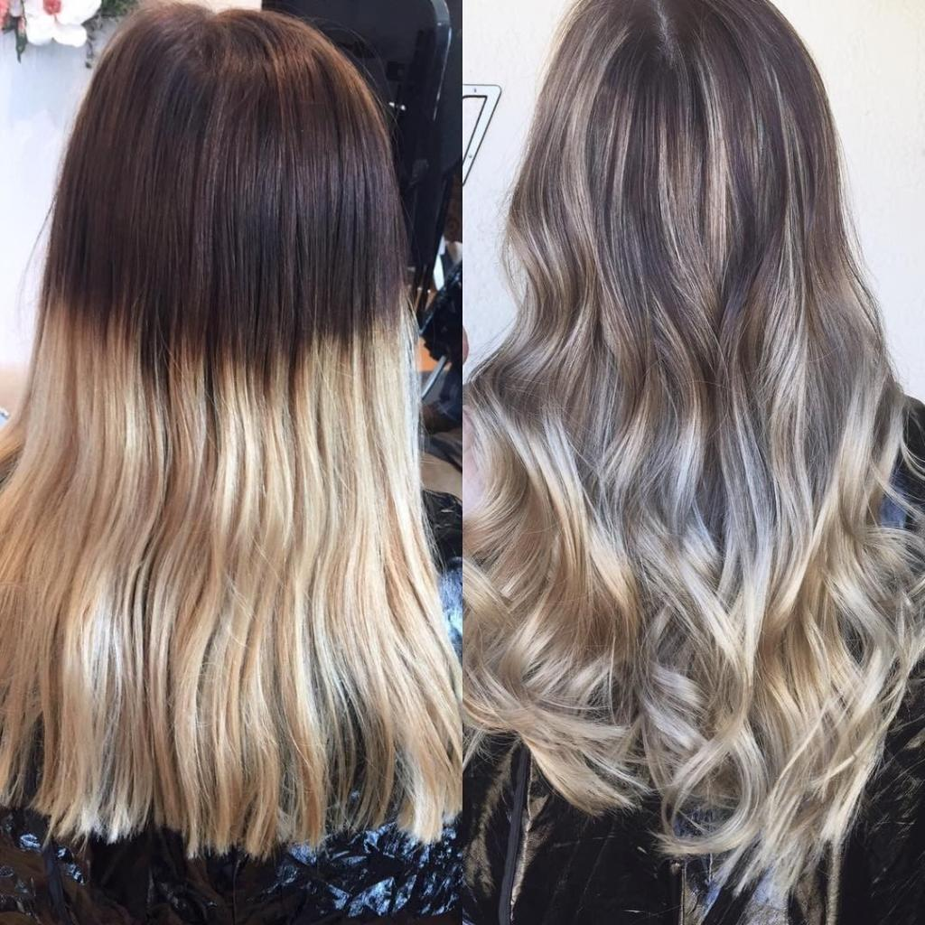 There's a reason stylists all over the 🌏 reach for #ShadesEQ when attempting a color correction 🎨 Its zero-lift formula allows you to confidently color hair knowing your clients will experience true-to-tone results and uniform fade 👏 📷: @ hairbyshaniawilson (IG) https://t.co/dcTk8M5VGc