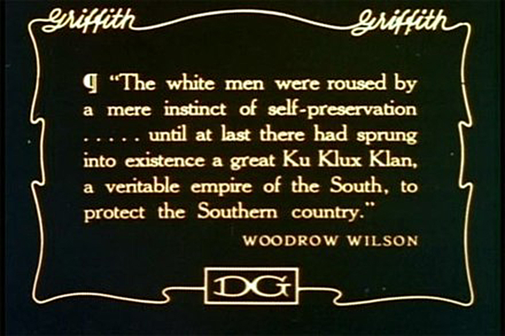 """Princeton University announced an hour ago that it is stripping Woodrow Wilson's name from its public policy school and residential college.  Here's a Wilson quotation that appeared in """"Birth of a Nation,"""" which President Wilson had screened at White House: https://t.co/fHtvhtgOic"""