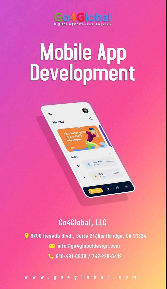 Your idea. Your concept. Your unicorn. Our fullstack developers. Let us collaborate.  http://www. go4globaldesign.com     #MobileApp #FullStackDeveloper #hybridapp #nativeapp #iosapp #androidapp #frontend #backend #ui #database #plugins #softwaredevelopment  @go4globaldesign<br>http://pic.twitter.com/buDKn9eMnM