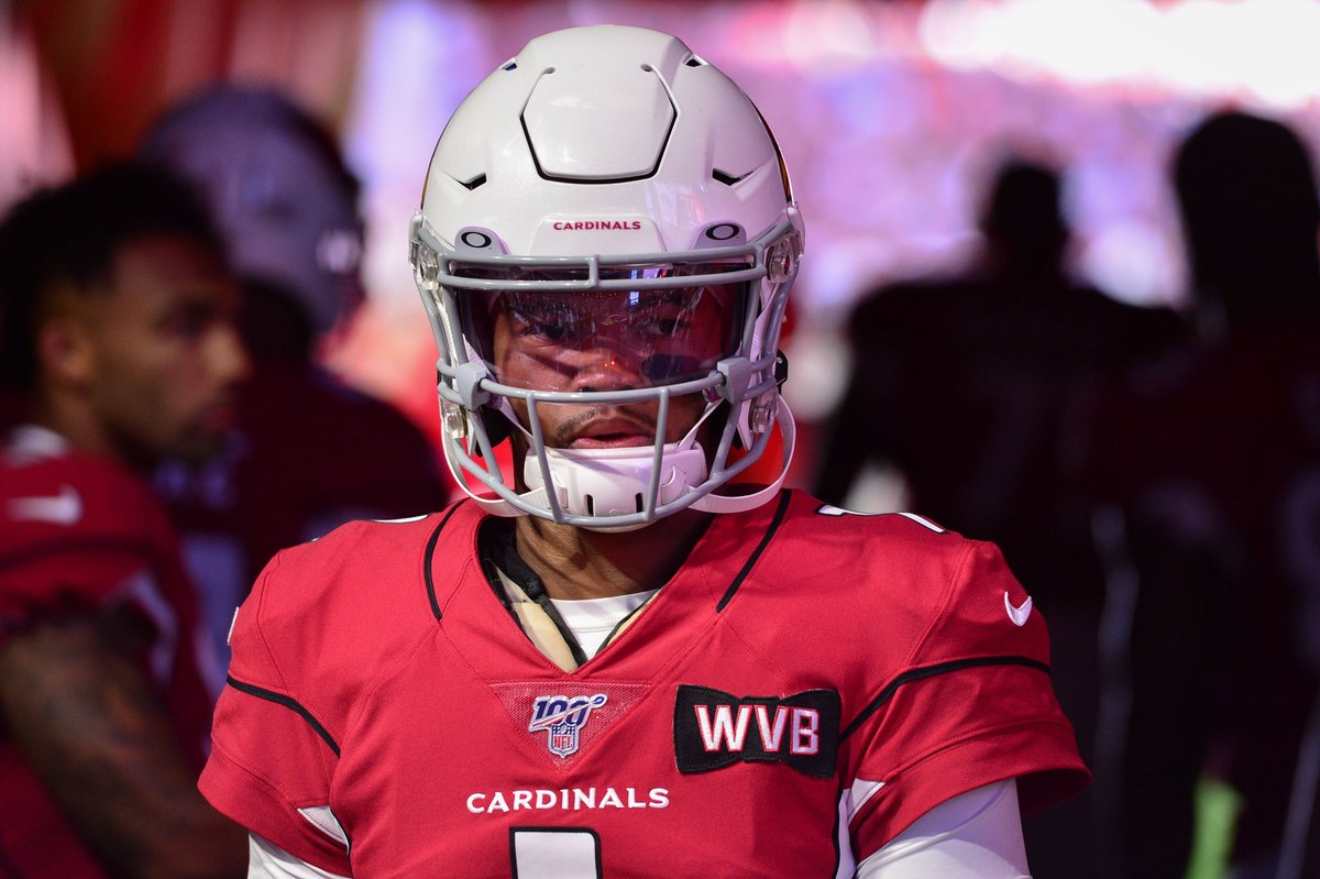 Most completions of 50+ yards in 2019:  Kirk Cousins - 6 Kyler Murray - 6 https://t.co/K8UTKc7pIF