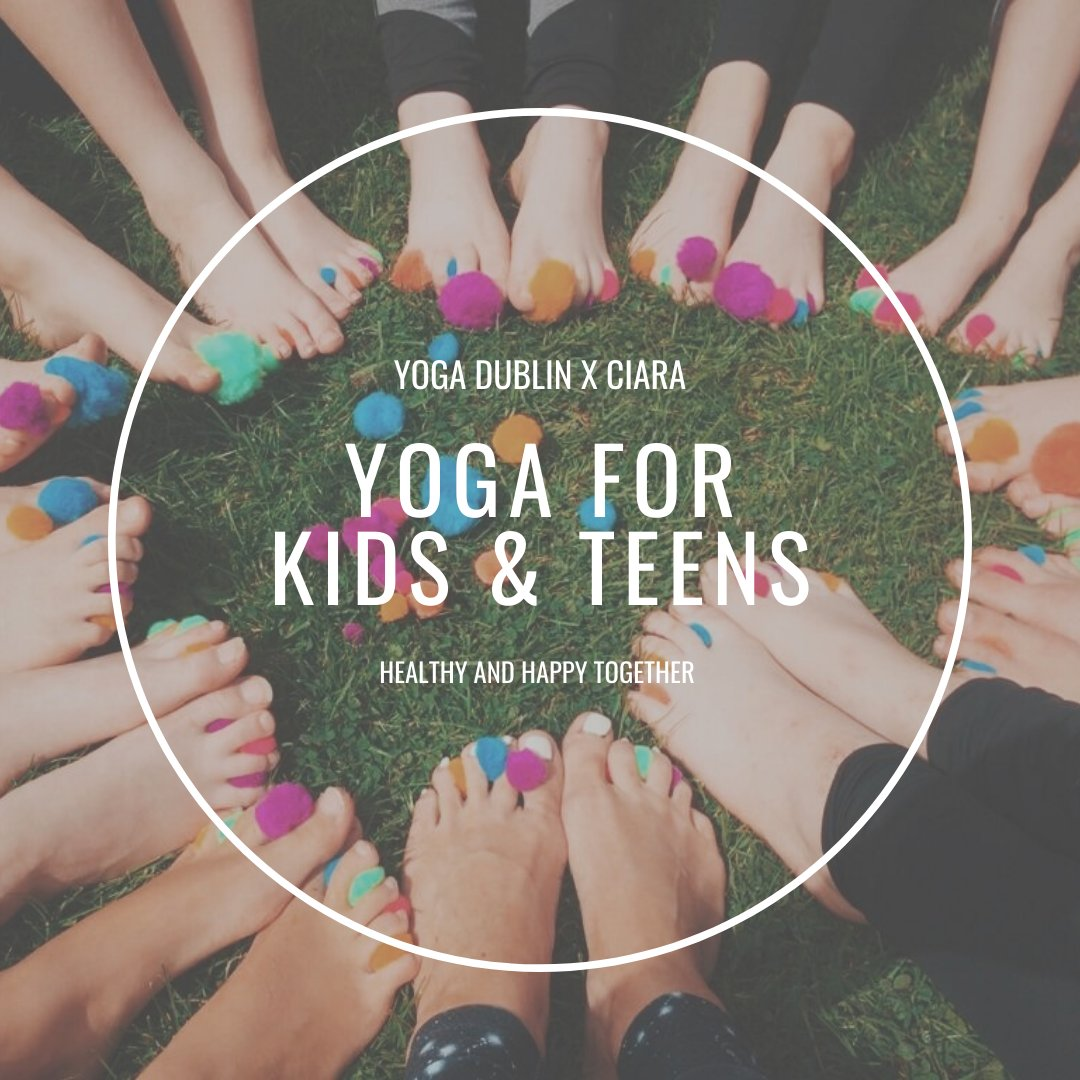 Children's Yoga, Meditation &nMindfulness teacher, Ciara Heverin, is with us in studio for the next 3 weeks! With beautiful positive Summer camps - 'YOGA FOR KIDS & TEENS' starting this Monday 29 June.  Contact Ciara on 0877648685 for bookings. Hurry, spaces are filling up fast!! https://t.co/IaEwOAUFxs