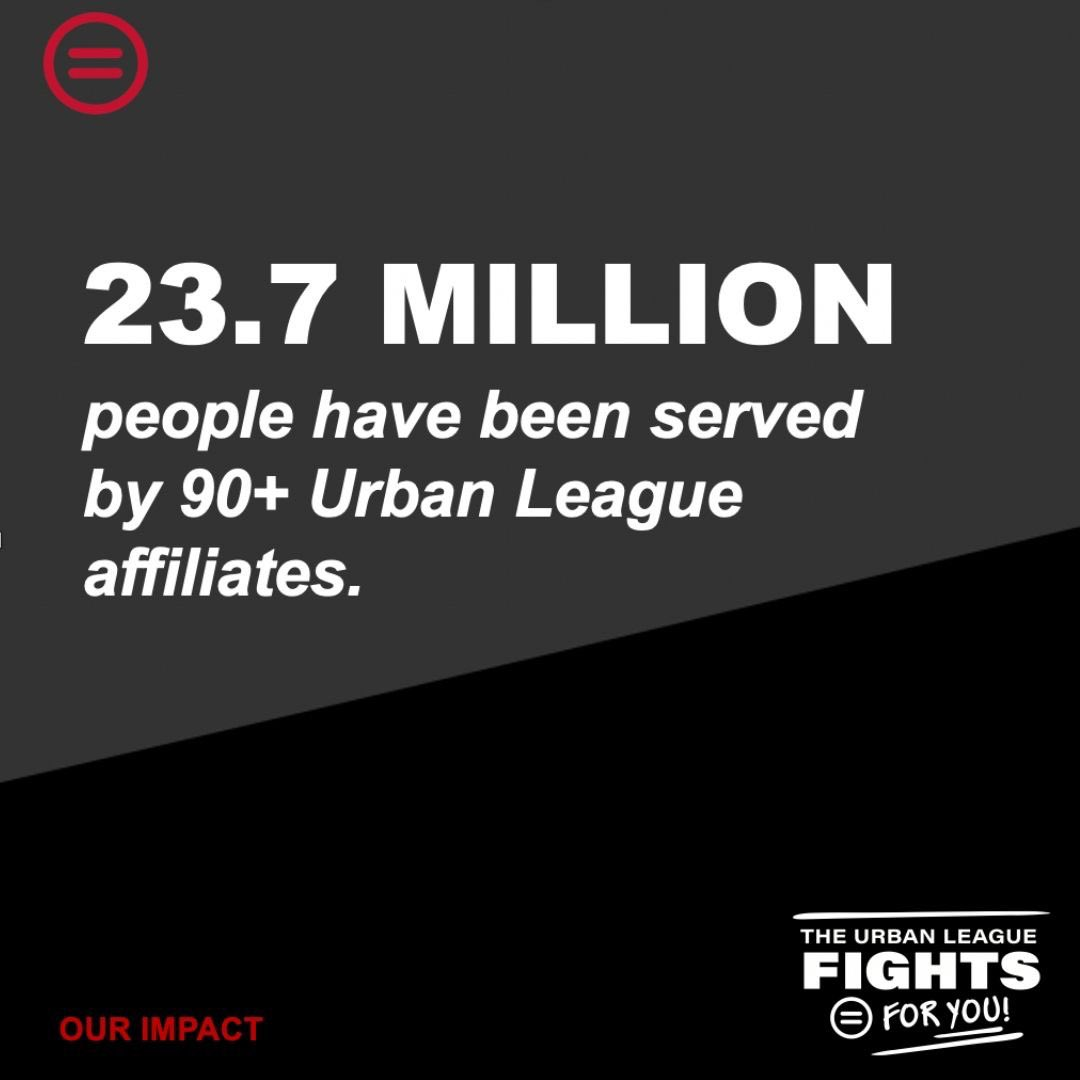 We're proud to have served over 23.7+ million people in just the last decade alone — our 90+ affiliates work in local communities across the country to help people find jobs, quality education, affordable housing, and more.  Learn more + get involved: https://t.co/mzGTdXdRVL. (2) https://t.co/H1i8eMSdkD