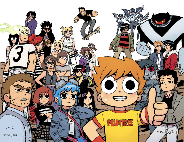 Comic Crusaders On Twitter Scott Pilgrim S Precious Little Card Game Box Set Textless 2016 San Diego Comic Con Sdcc Alternate Exclusive Edition 2017 Art By Bryan Lee O Malley And Nathan Fairbairn Comicart Https T Co Mtthrzhtiq