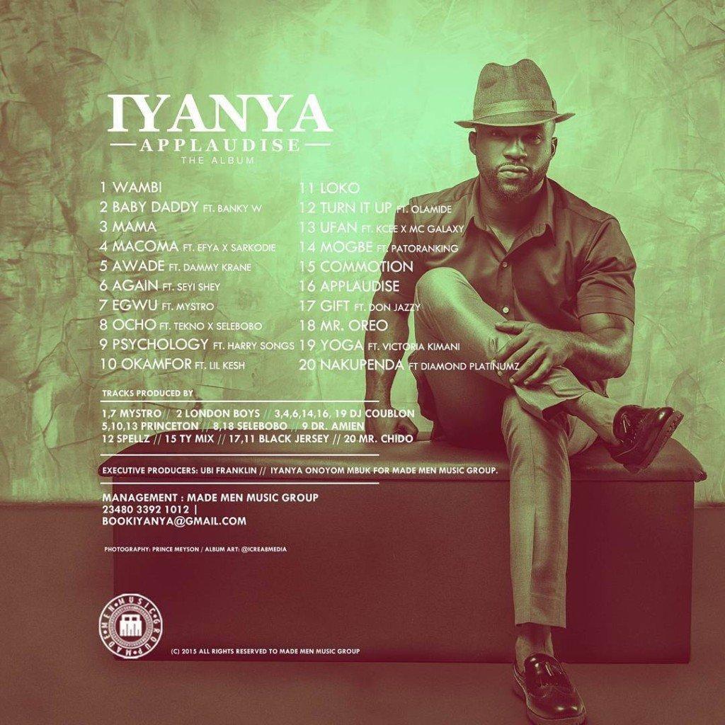 #Np Turn it up @Iyanya ft. @Olamide  #SaturdayNightShow with @UsoroEdima #Edima   #PineappleDay #ArmedForcesDay   Listen live: https://t.co/JokLRhTxSN Search for Abuja. https://t.co/LLjWUtoDfq