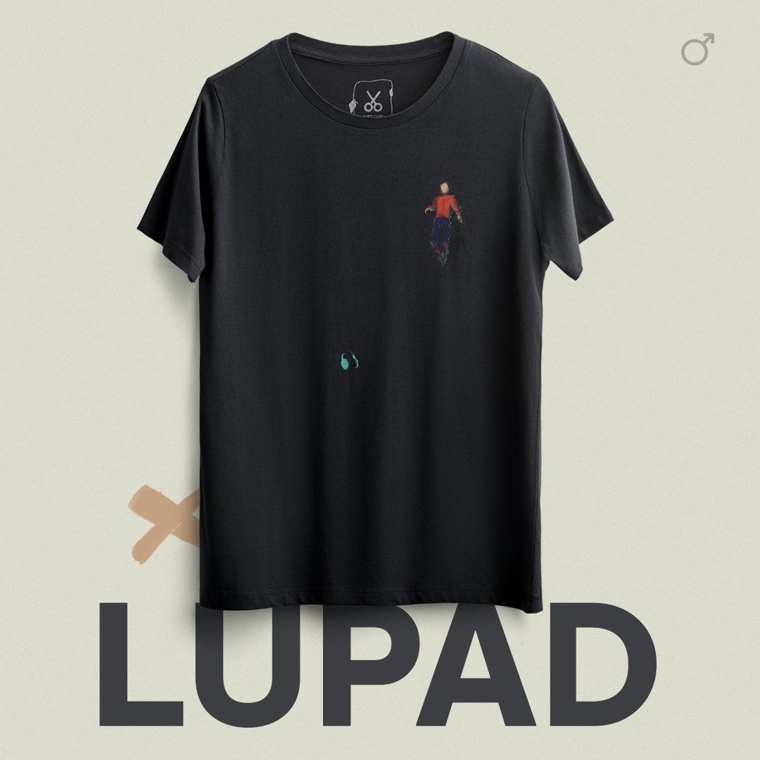 """New Design: LUPAD """"Floating is nice, but each time you lose a piece. Did I just drop the coins?"""" https://t.co/XrPwttCF0j https://t.co/OT6QtEObQB"""