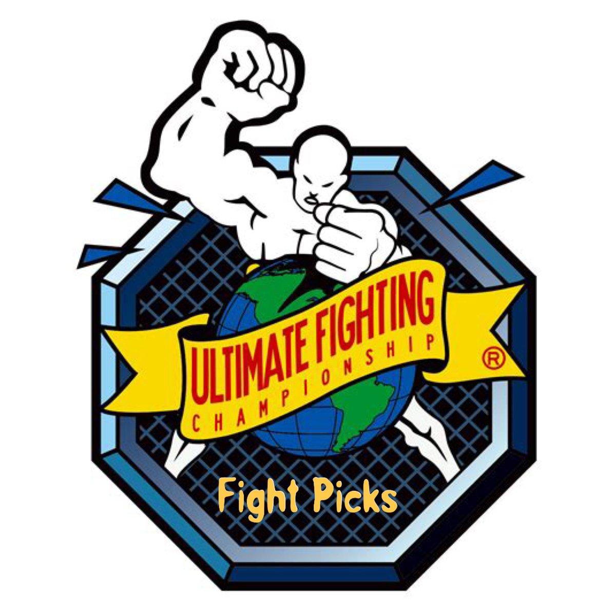 💰2020 #FightPick record:   • Overall: (101-69) | 59.41%  - Main Card: (43-36) | 54.43% - Prelims: (53-27) | 66.25% - Early Prelims: (5-6) | 45.45%   1️⃣ Draw: #UFCBrasilia  1️⃣ No Contest: #UFC247 https://t.co/xRMznS0rqF