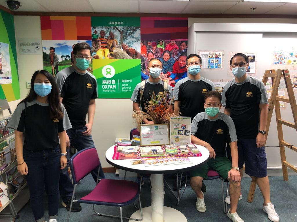 #MOCares: Our engineering team visited Oxfam Hong Kong to help fix up their office for some much-needed maintenance work. https://t.co/MBfgUsGBGs