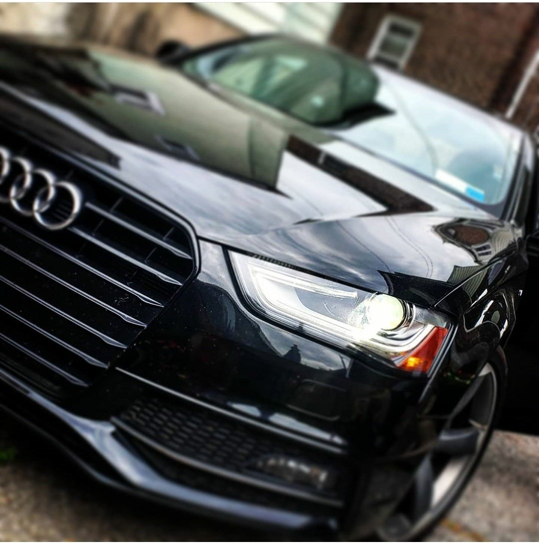 Catch me in the Streets. #audia4 pic.twitter.com/WXy91h2mRX
