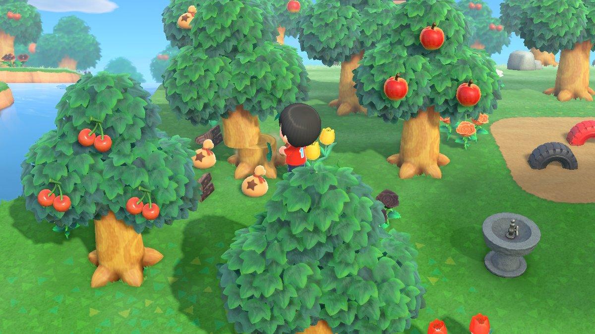 伐採 どうぶつ 木 の 森