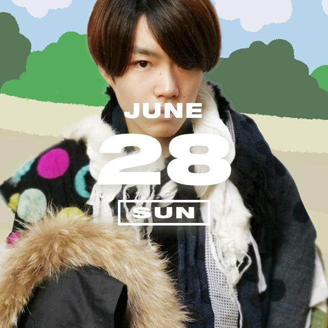 test ツイッターメディア - 6月の「 #365ANNIVERSARY」は、アミューズに所属する若手俳優達を迎えたスペシャル企画! 6月28日は『タマの誕生日』。水玉とファーを纏い、福崎那由他が愛猫と共にアニメ『タマ&フレンズ~うちのタマ知りませんか?』のタマをキュートに表現♡CHECK▶︎ https://t.co/HabFAzaqSt#福崎那由他 https://t.co/7aNkRNJ1tw
