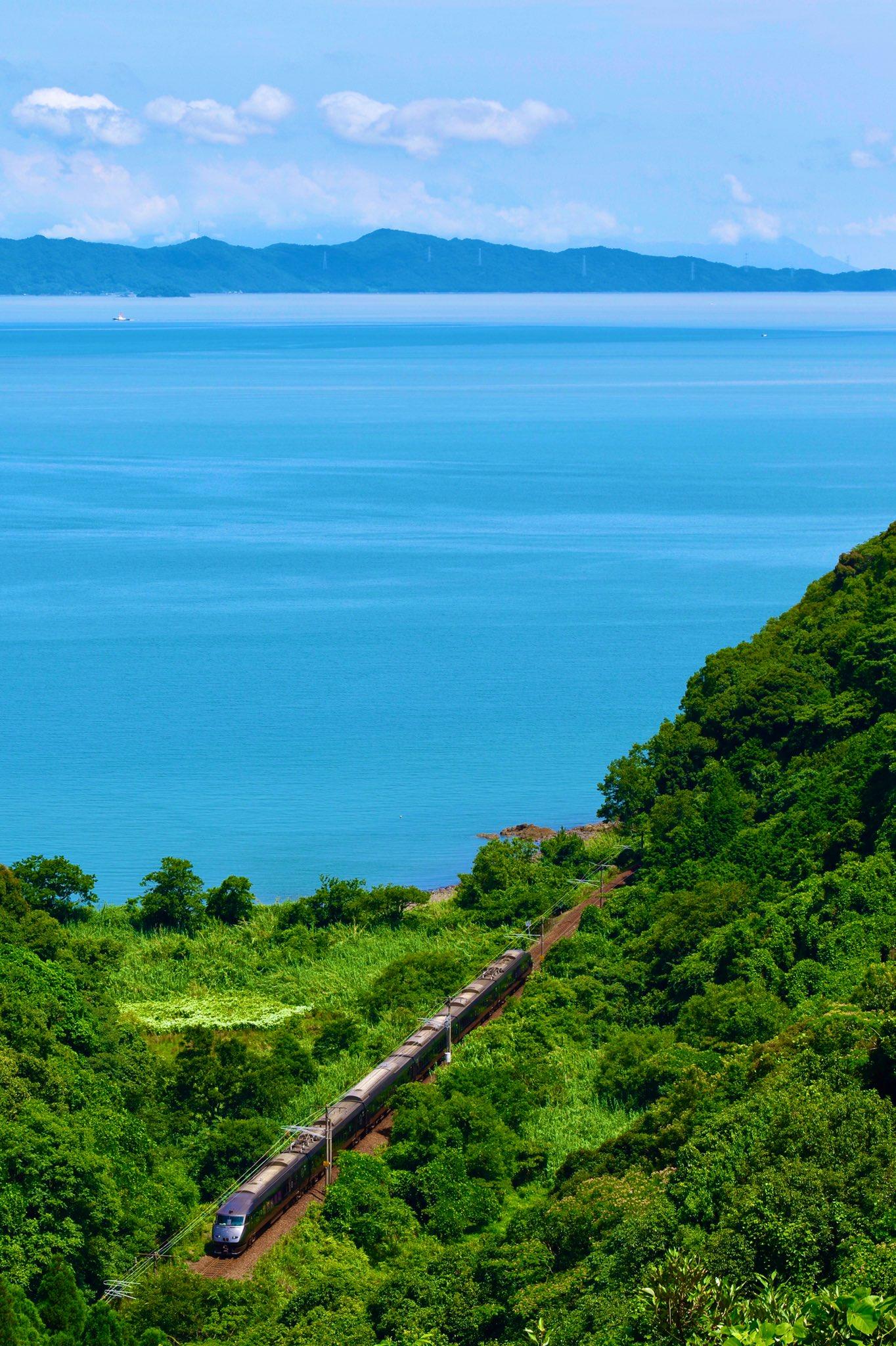 【肥薩おれんじ鉄道】JR九州の787系「つばめ」が九州新幹線開業以来16年ぶりの乗り入れ 「36ぷらす3」の試運転か