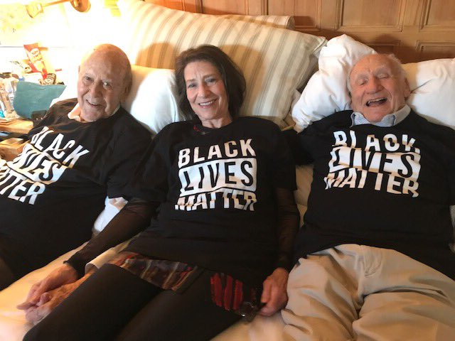 MY HEROS CARL REINER ANNIE REINER & MEL BROOKS https://t.co/yimJbwoqCU