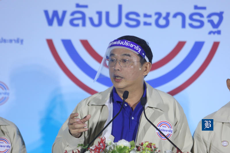 """Bangkok Post on Twitter: """"@pprpthailand secretary-general Anucha Nakasai  said Narumon Pinyosinwat @DrNarumonP, the proposed new economic team leader  of #PalangPracharath, will not take over the economic ministerial posts in  the government. #BangkokPost #"""