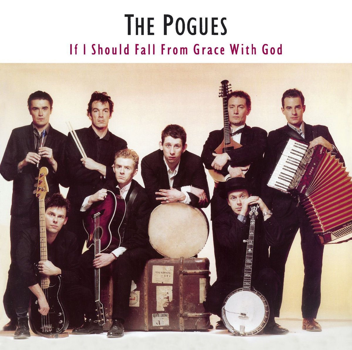 Saturday July 11th 11pm (U.K. time)  Join @spiderstacy and @James_Fearnley for a listening party to celebrate The Pogues' masterpiece If I Should Fall From Grace With God  Are you with us? https://t.co/mwWBYIc7jN