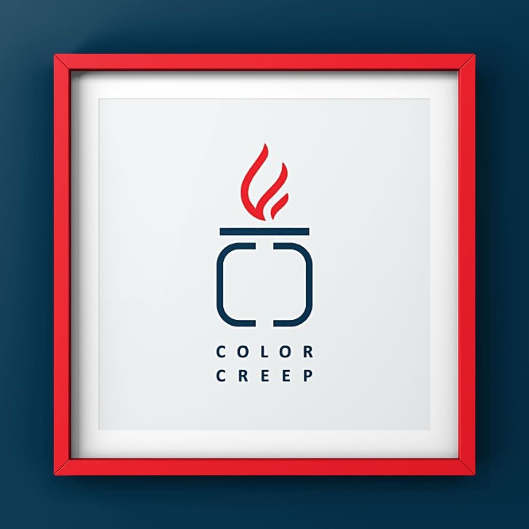 Logo Design for Color Creep Candles. Candle design lab based in India, specializing in luxury candle & fragrances!  #logo #logodesigner #logodesigns #logos #design #agency #marketingdigital #branding #logoawesome #zzap #zzapdigitalagency #brandingdesign #brandingagency https://t.co/dvRGb4Mdv8