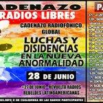 Image for the Tweet beginning: Emisión del 3er Cadenazo de