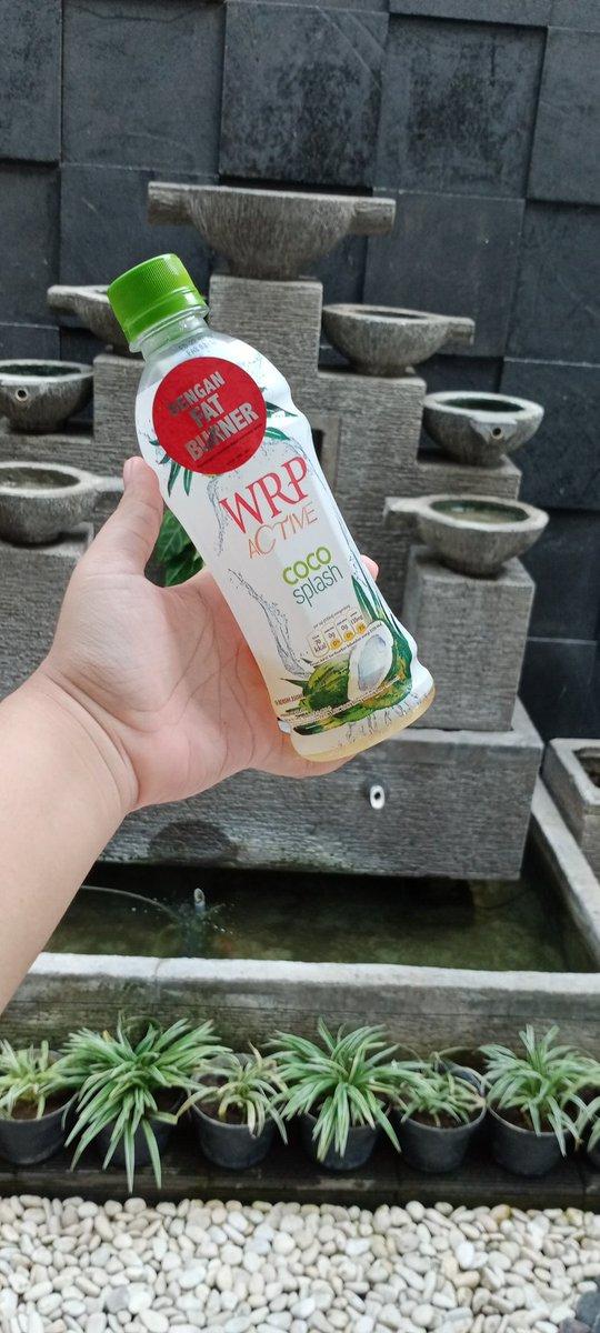 @WRPindonesia ternyata enak banget😭  Kirain bakal kaya minuman-minuman diet lainnya yang bikin eneg, ternyata ini nyegerin banget🥺  Sampe gak sadar udah mau abis👀  #endorse_aku_dong https://t.co/e7AZ9eVhRQ
