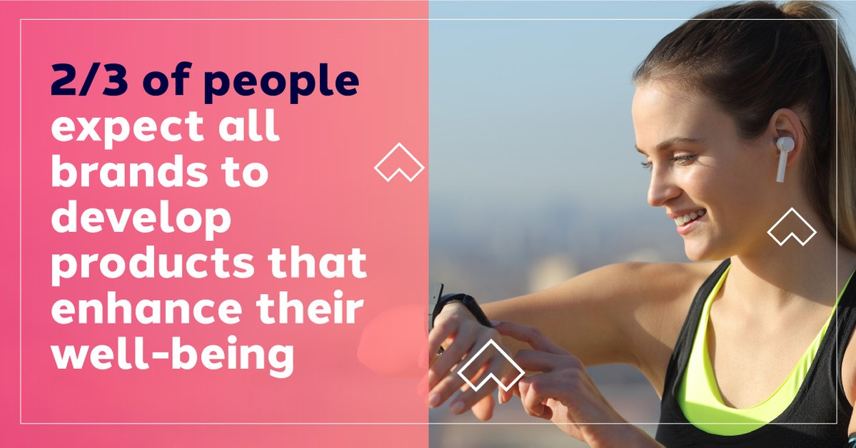 After the #COVID19 crisis, more consumers expect brands to consider their health and wellbeing. Learn more in our latest report #TechLashTechLove: fal.cn/38REF