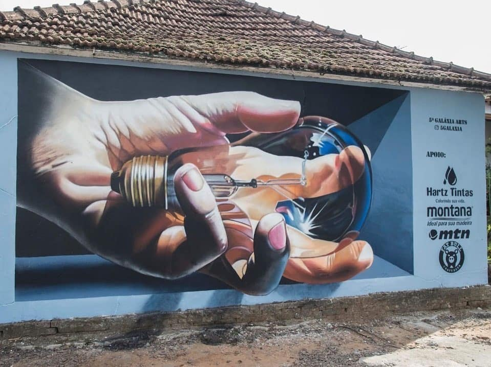 ... the power, the strength is in your hands. It's time to change. Art by Rafael Jung in Novo Hamburgo, Brazil #StreetArt #Art #Hands #Change #Humanity #hope #Beauty #Graffiti #UrbanArtpic.twitter.com/oRFg9K25ds