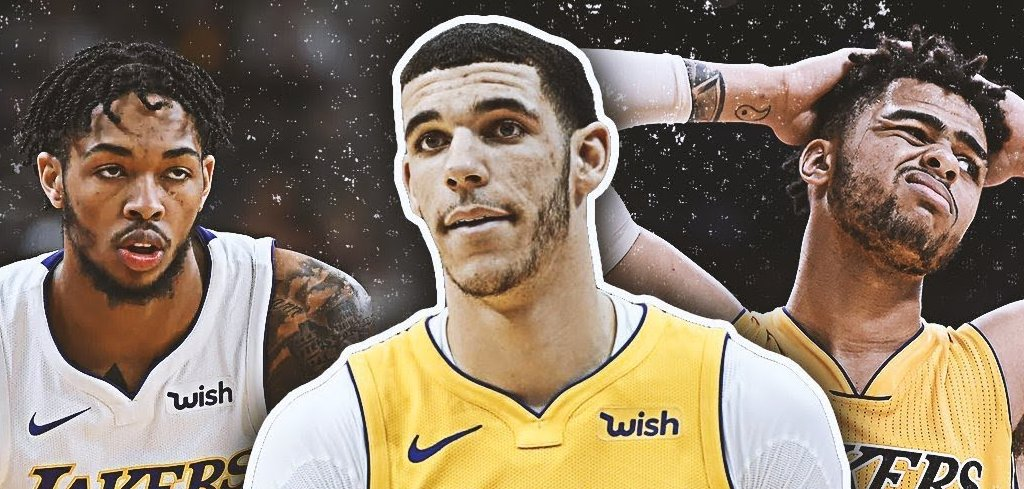 Russell上賽季進了全明星,Ingram本賽季進了全明星,那球哥還會遠嗎?