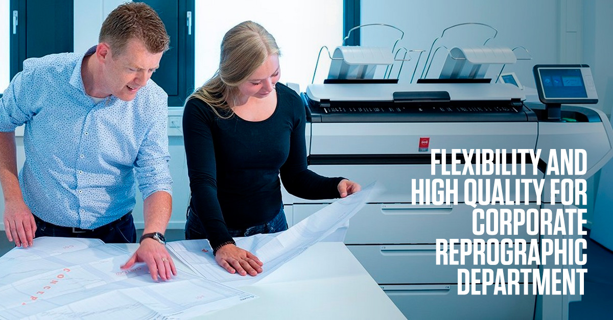 Meeting tight deadlines is a breeze with the ColorWave 3000 series as you can combine all large format print jobs on one machine.  Read how Hurks increased flexibility and quality with the ColorWave 3000 series: https://t.co/HO8xF57EEk https://t.co/qTWjnJ97Q3