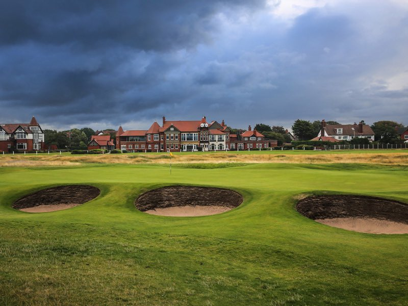 Liverpool 🏴 & North Wales 🏴 Golf Tour Offer 🏌🏿♂️ 3 nts stay Leasowe Castle Hotel Central location ✔️ Golf West Lancs GC @WestLancsGC ⛳️ Royal Liverpool @RLGCHoylake ⛳️ North Wales GC @northwalesgc ⛳️ Conwy GC @conwygolfclub ⛳️ Costs from = £679pp info@ayrshiregolf.com