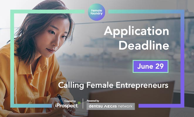 In response to the challenges businesses are facing in the wake of COVID-19, Female Foundry launched its first online curriculum in the US, to support diverse women entrepreneurs develop their strategies, skills, networks and resilience. Learn more: fal.cn/38RRK