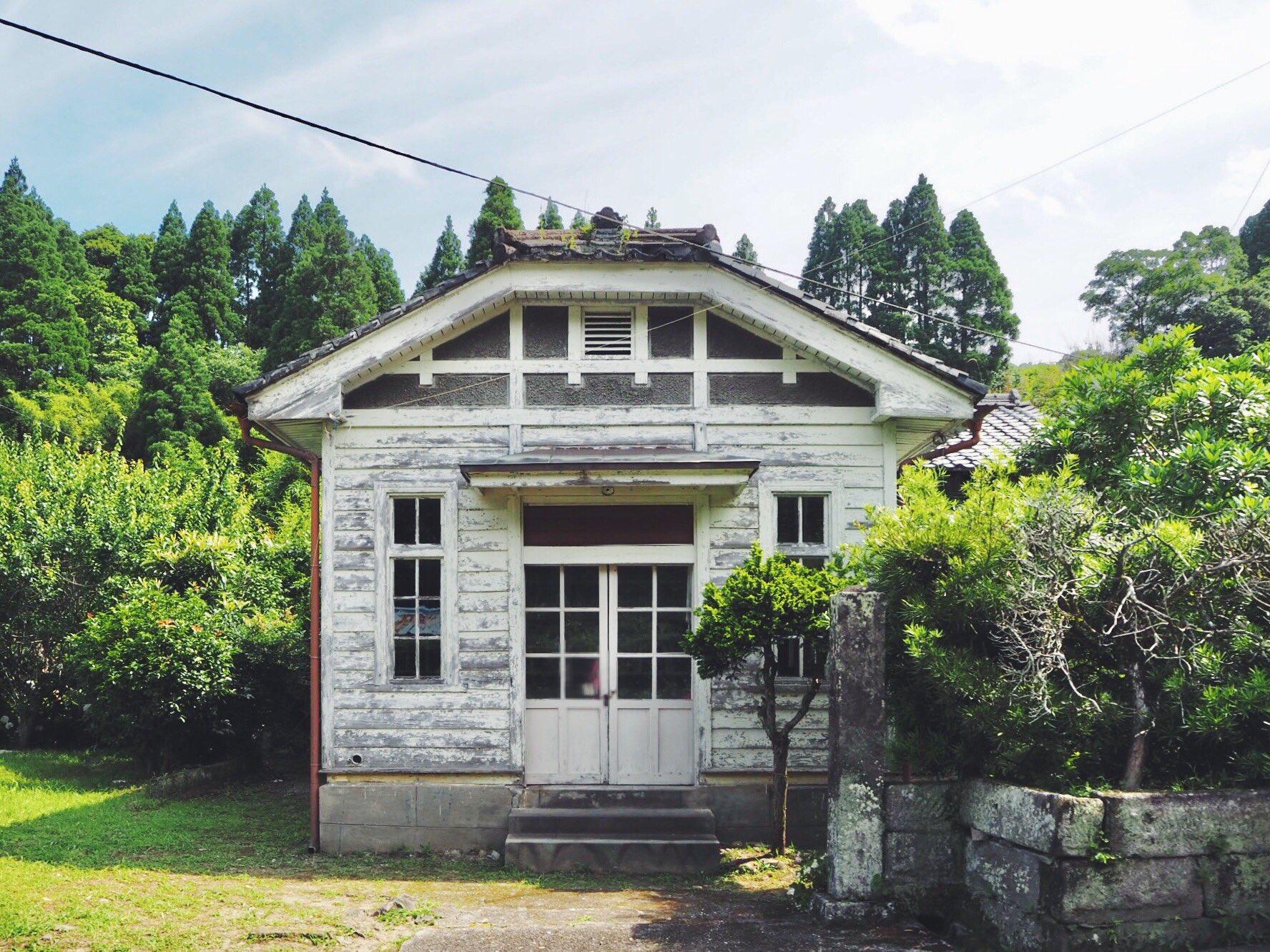 「エモい物件」鹿児島県枕崎市、旧郵便局跡地いかがですか?
