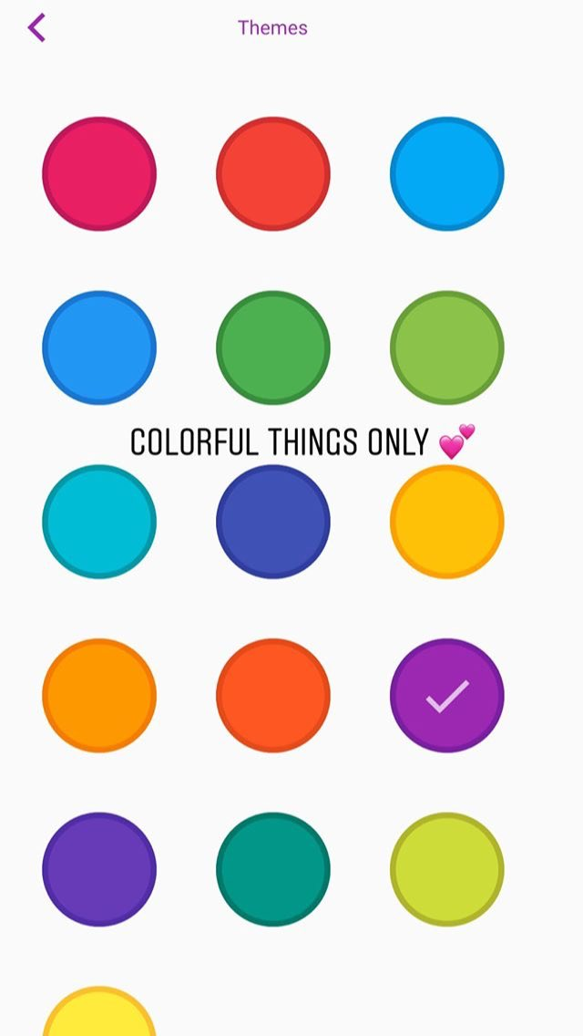 COLOR THEMES!! 😍😍 jonahthebully   IG story