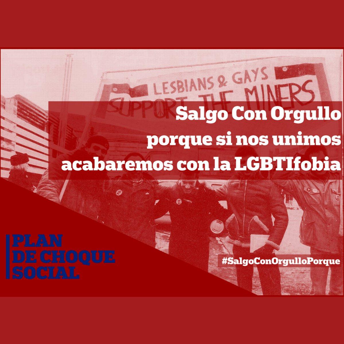 #SalgoConOrgulloPorque si nos unimos acabaremos con la LGTBIFOBIA.🏳️🌈✊  #MedidasDeEmergencia  #CampoDeGibraltar  #PlanDeChoqueSocial https://t.co/QGnAg4oHjC