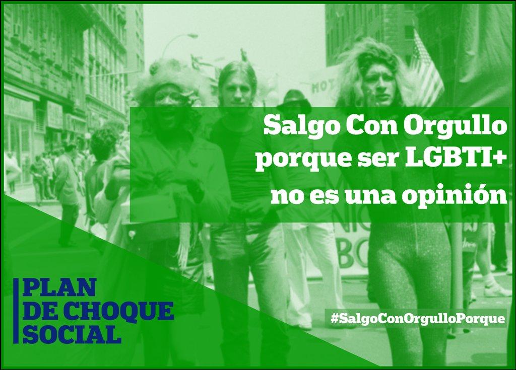 #SalgoConOrgulloPorque ser LGTBI+ no es una opinión. 🏳️🌈✊  #MedidasDeEmergencia  #CampoDeGibraltar  #PlanDeChoqueSocial https://t.co/DYg2vatiA6