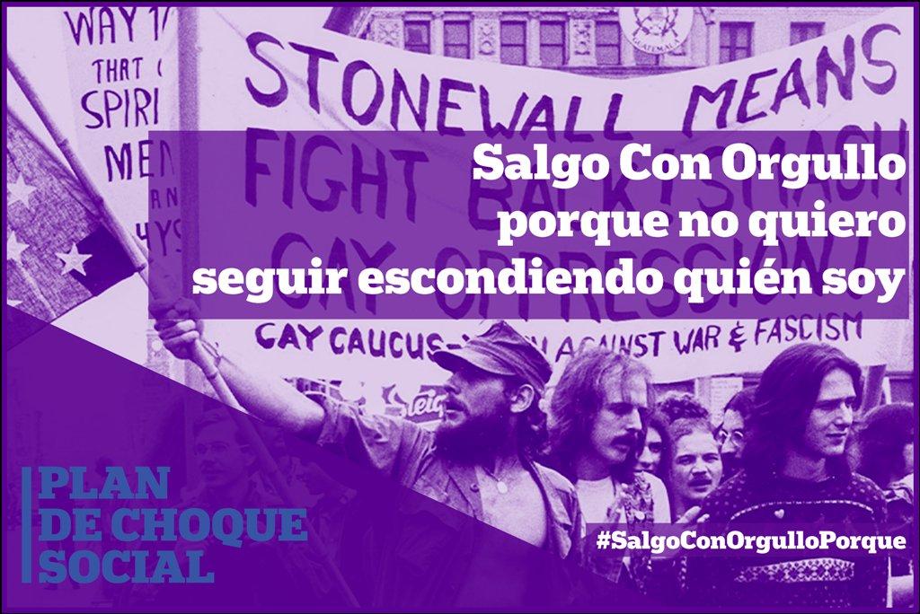 #SalgoConOrgulloPorque no quiero seguir escondiendo quién soy. 🏳️🌈✊  #MedidasDeEmergencia  #CampoDeGibraltar  #PlanDeChoqueSocial https://t.co/JaCk1P0Se7