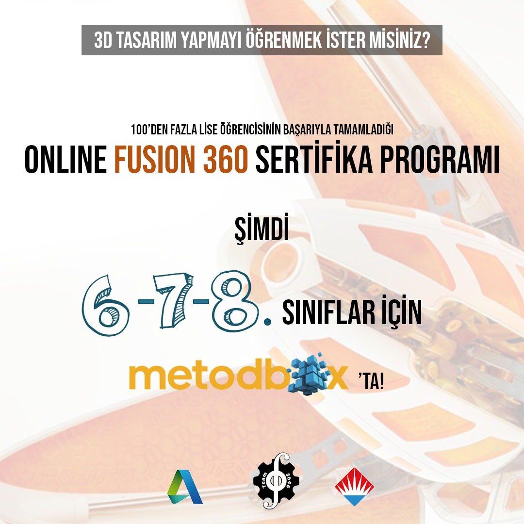 Sınav stresinden uzaklaşarak @BostonDynamics tasarımı yapmak ister misiniz! 2D - 3D Eğitimleri ve sonrasında @autodesk #Fusion360 içerikleri @metodbox Bilgisayar Dersi altına 32 Bölüm @FRC_Integra3646 farklı ile sizleri bekliyor. @ktyildiz Yaz'ın Tasarlayarak Öğrenme Sizlerle https://t.co/jDKaaQjazX