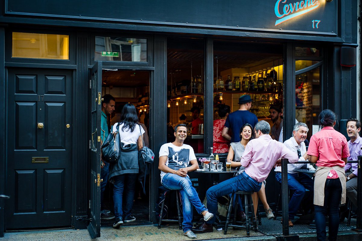 Ceviche On Twitter Barranco Summer Vibes Hit Soho Soho S Pedestrianisation Means We Are Bringing Barranco The Soho Of Lima To London This Summer With Our Brand New Outside Seating Tables 10 day weather in soho. twitter