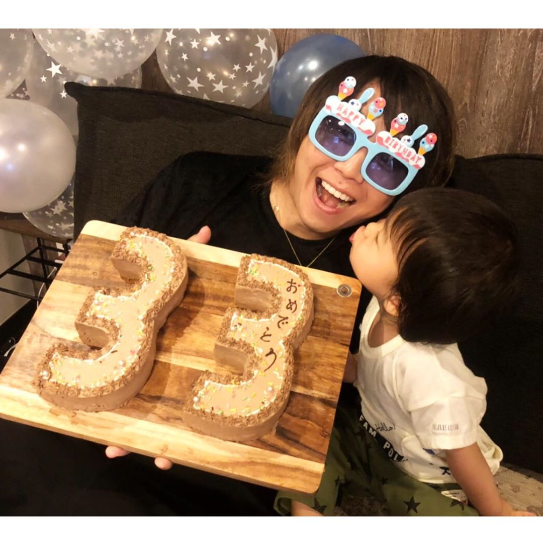 🎂From the birthday man 🎂 Thank you for the happiness. ✨ Being 33 is gonna be another fun year ☺️🌈 #ゾロ目 📸tomo_10969 instagram.com/p/CB7mcpbgLta/… #Tomoya生誕祭 #ONEOKROCK #OOR #ワンオク