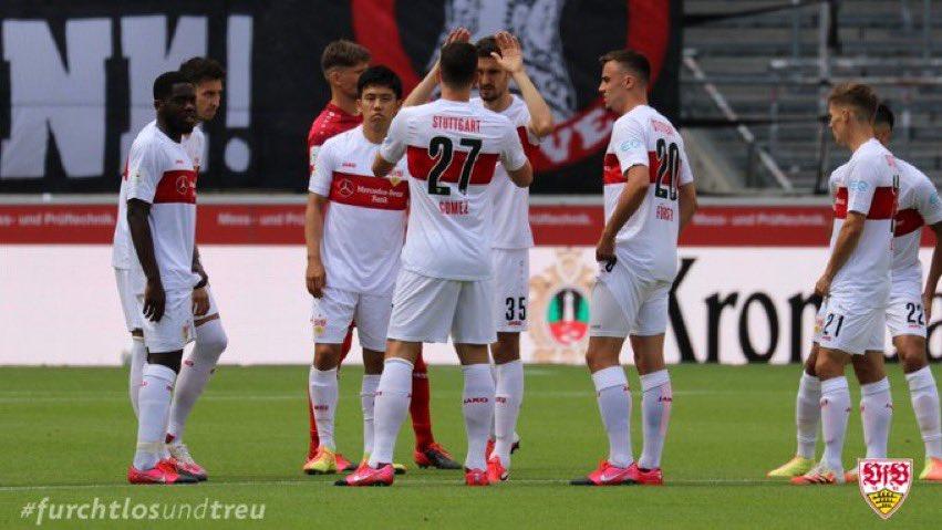 THIS TEAM ⚪️🔴  WE ARE BACK IN THE @Bundesliga_EN!!! 🙌🏻🙏 https://t.co/MqtmjVjM0X
