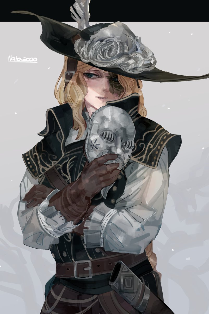 Lucatiel of Mirrah from Dark Souls 2, she's my favorite character from the game, but her questline is a bit sad. #darksouls #darksouls2 #fanart https://t.co/56kwN10aJ1
