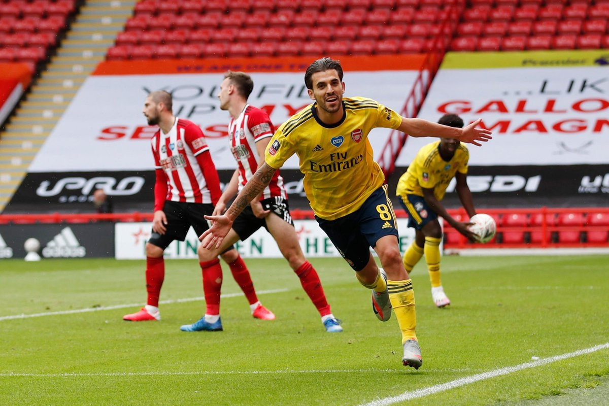 Sheffield United vs Arsenal Highlights & Full match Replay
