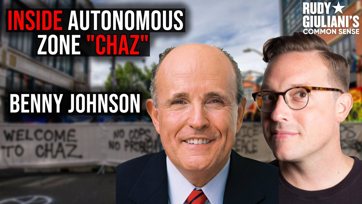 A Democrat-dream-nightmare of your future. @bennyjohnson gives a vivid description of the rampant criminality that went on within the ZONE. This outrage is happening throughout the country in cities run by Liberal Democrats. Link: youtu.be/CjjUjBvDvm8