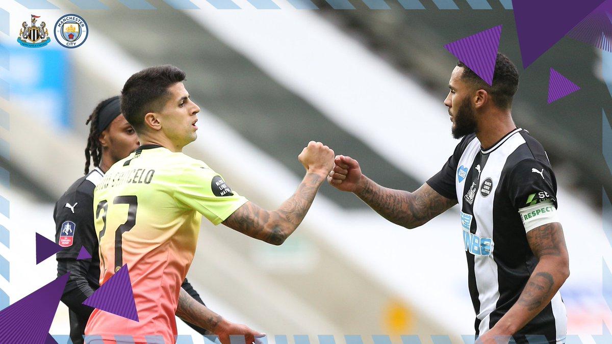 Xem lại Newcastle vs Man City, FA Cup – 28/06/2020