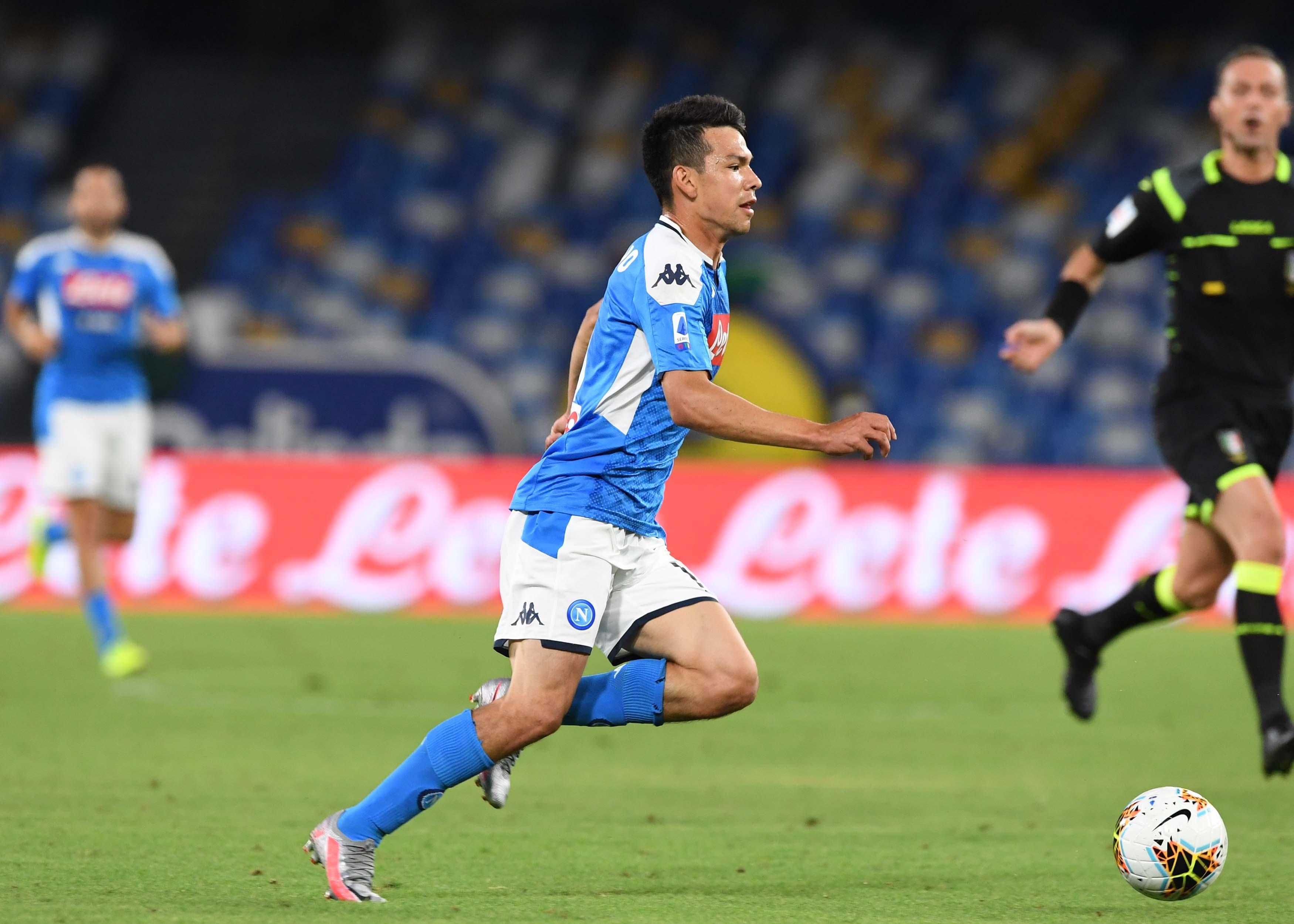 Gennaro Gattuso halaga al Chucky Lozano y resalta la velocidad del mexicano