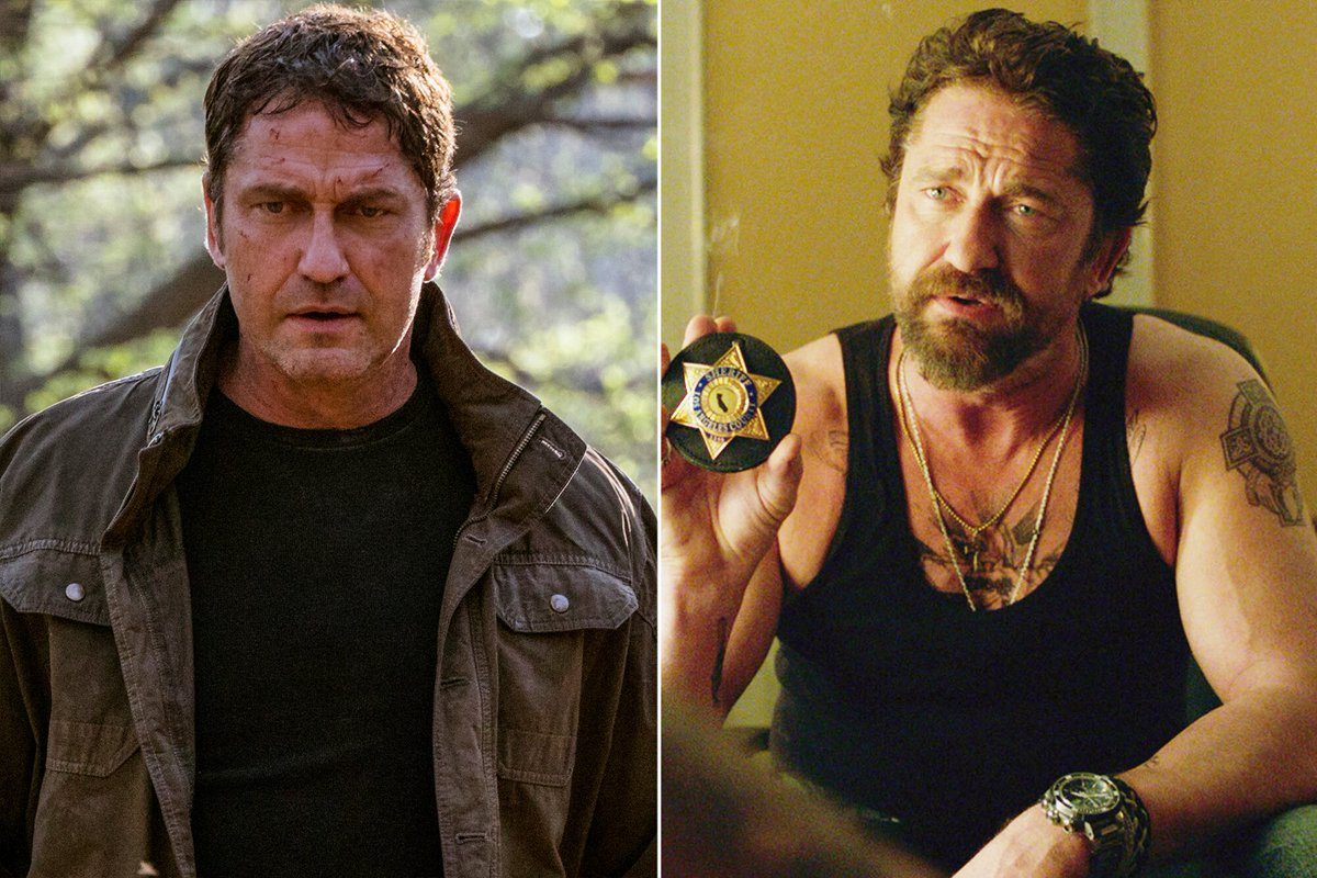 NEWS: #GerardButler confirms #AngelHasFallen and #DenOfThieves sequels are on the way. More details via @EW.  https:// ew.com/movies/gerard- butler-angel-has-fallen-den-of-thieves-sequels/   … <br>http://pic.twitter.com/hVmOrL8Tkr